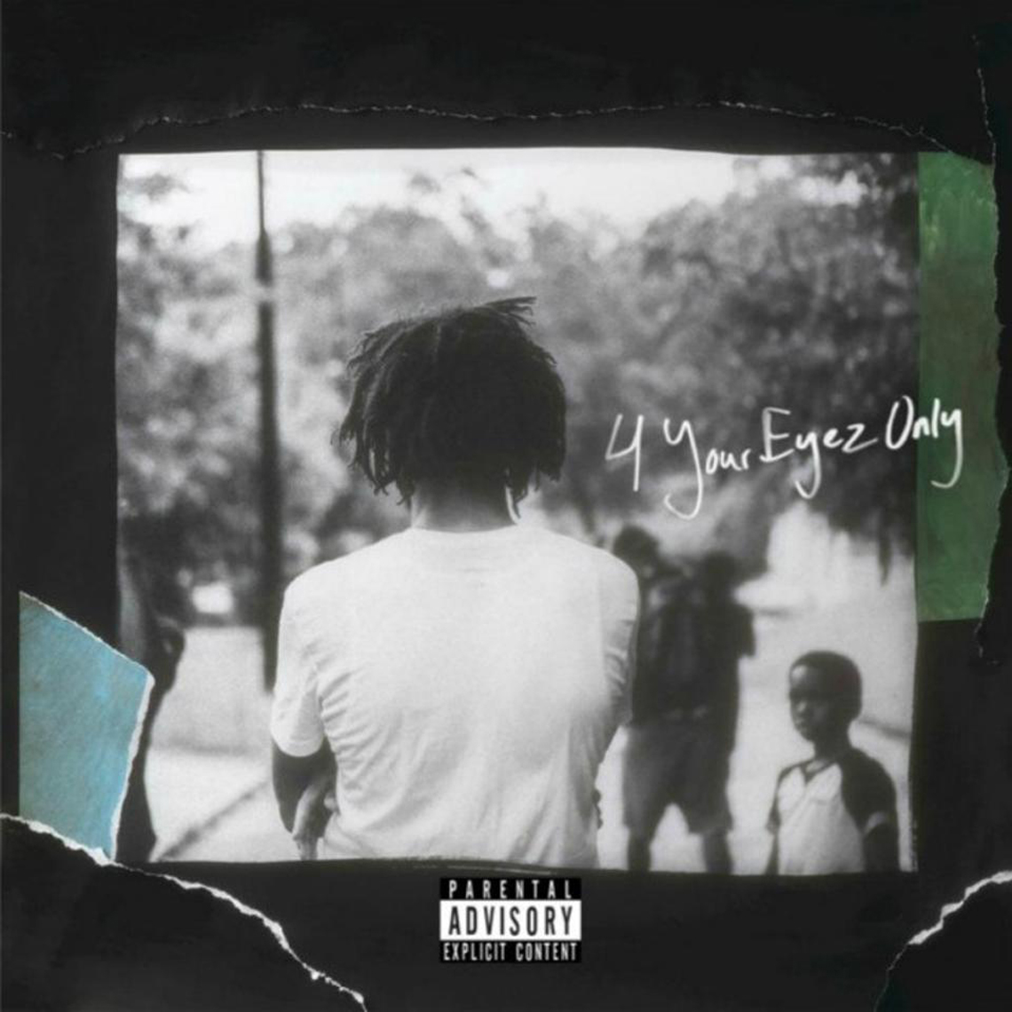 The Man Behind J. Cole's '4 Your Eyez Only' Album Cover Shares Personal Story of Its Creation