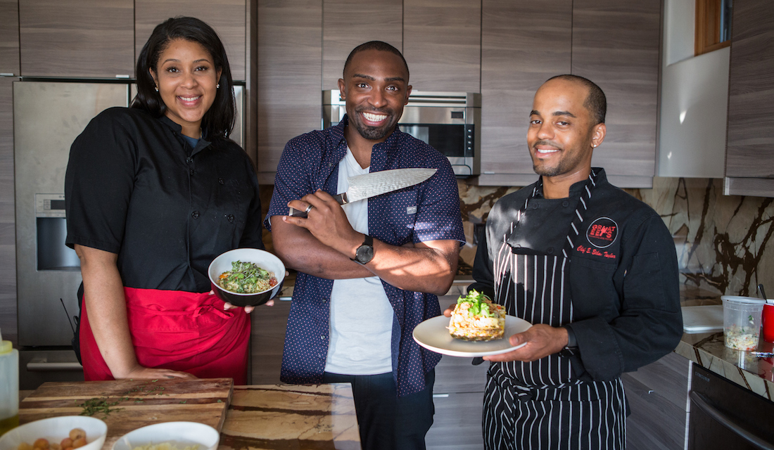 We Go Inside the Kitchen with the Personal Chefs of Drake, Von Miller and Frank Ocean - Video