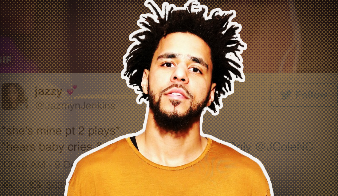 #AboutLastNight: The 15 Funniest Tweets About J.Cole's '4 Your Eyez Only' Album