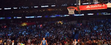 Intel joins in on NBA All Star Weekend