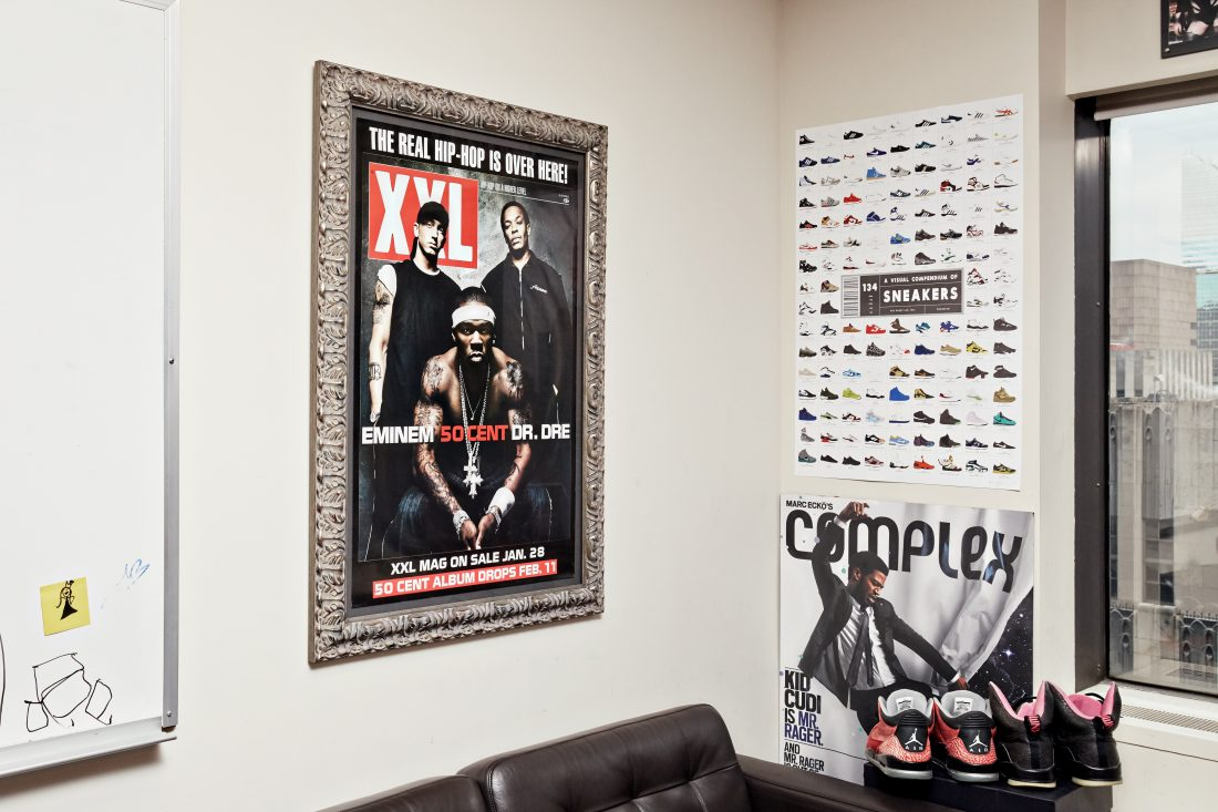 Office Space: Complex's VP of Content Strategy Joe La Puma's Workspace