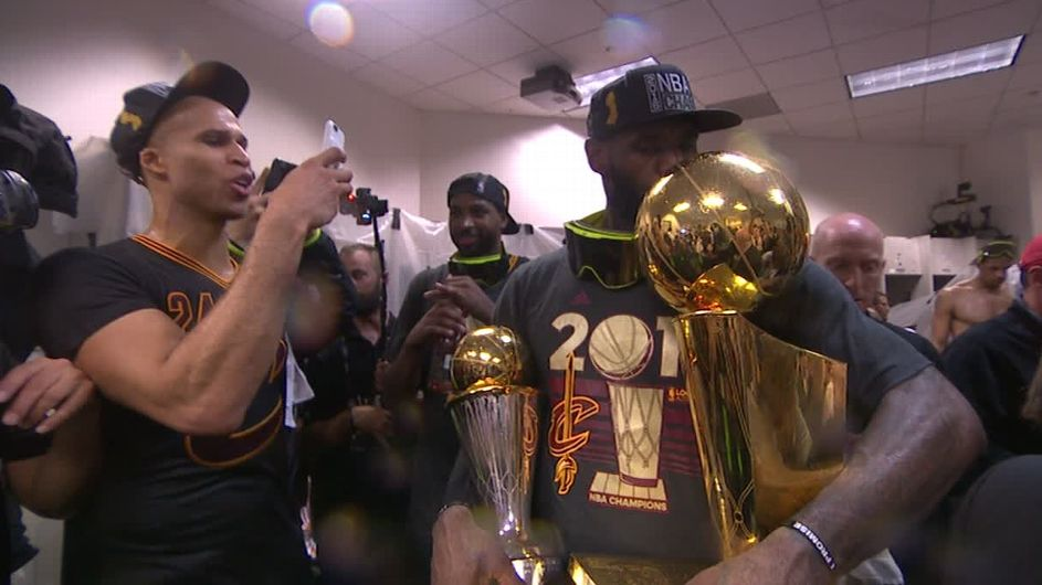 Two NBA Reporters Are Releasing A LeBron James Book Called Return Of The