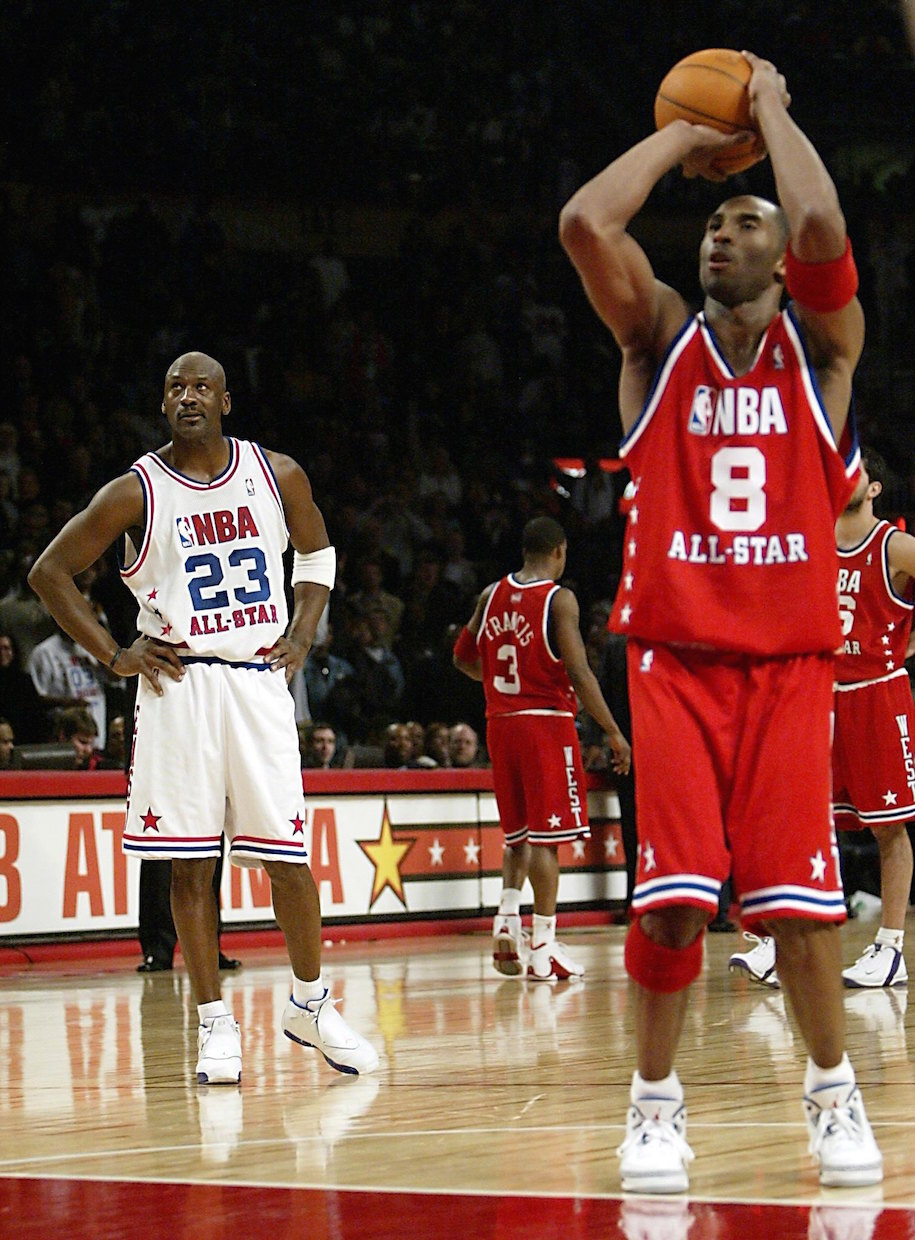 My Vivid Account of the 2003 NBA All-Star Game from My College Apartment