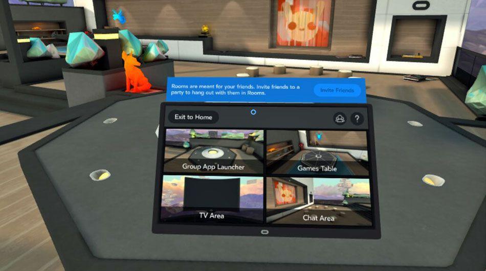 Facebook Meets VR