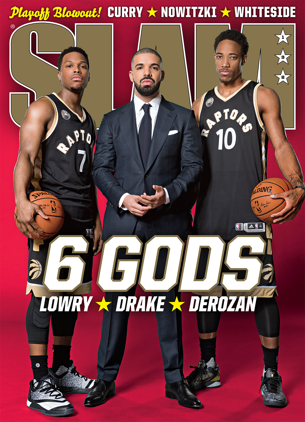 SLAM Magazine's Editor-In-Chief Shares Funny Stories of How Various Cover Issues Were Created