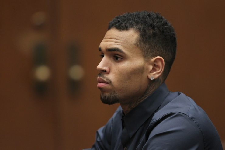 Chris Brown Punches Photographer in Nightclub Brawl - Video