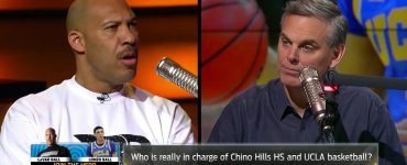 """Lavar Ball Throws Shade at Kristine Leahy with new Big Baller Brand """"Stay in Yo' Lane"""" shirt"""