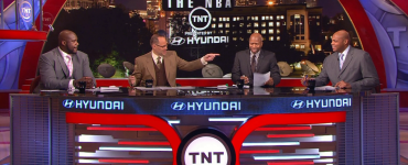 Shaq and Charles Barkley Go At it on Live TV