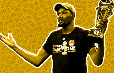 Why I Feel Kevin Durant is the Most Unguardable Player Ever