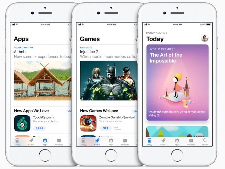 6 Key Features for Apple iOS 11