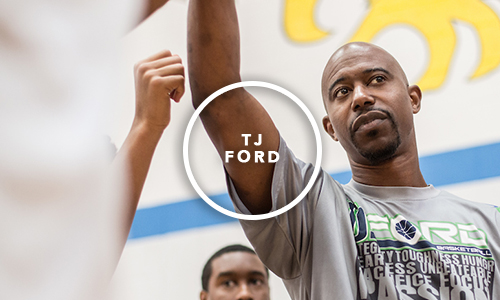 TJ Ford Basketball League