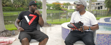 Open the Box: Mike Vick Invites Us Over to Talk History of His Nike Signature Shoe Line - Video