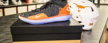 "First Look: Nike KD 11 ""Texas"""