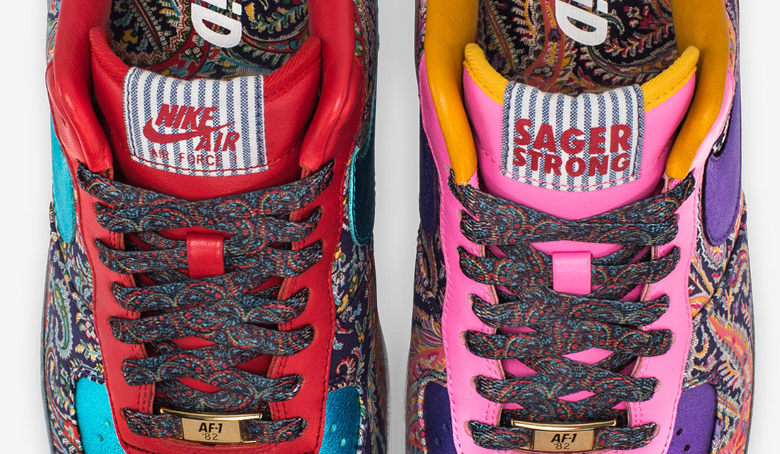 Craig Sager's Battle with Cancer Commemorated Through Iconic Nike Shoe