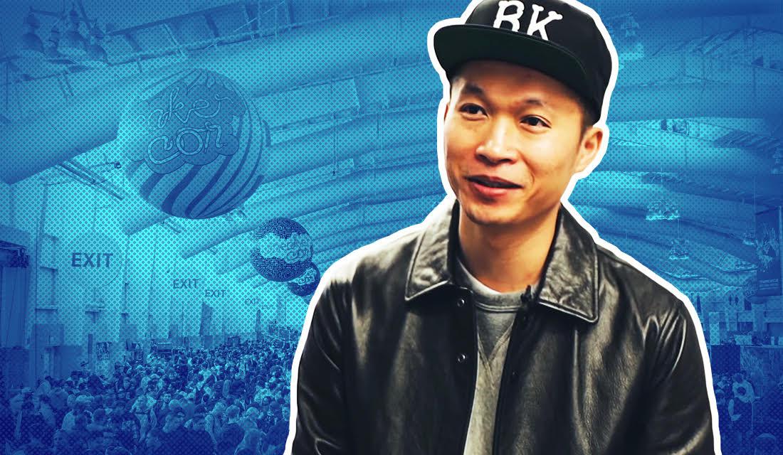 Meet Yu-Ming Wu, the Busiest Man in the Digital Media World of Sneakers
