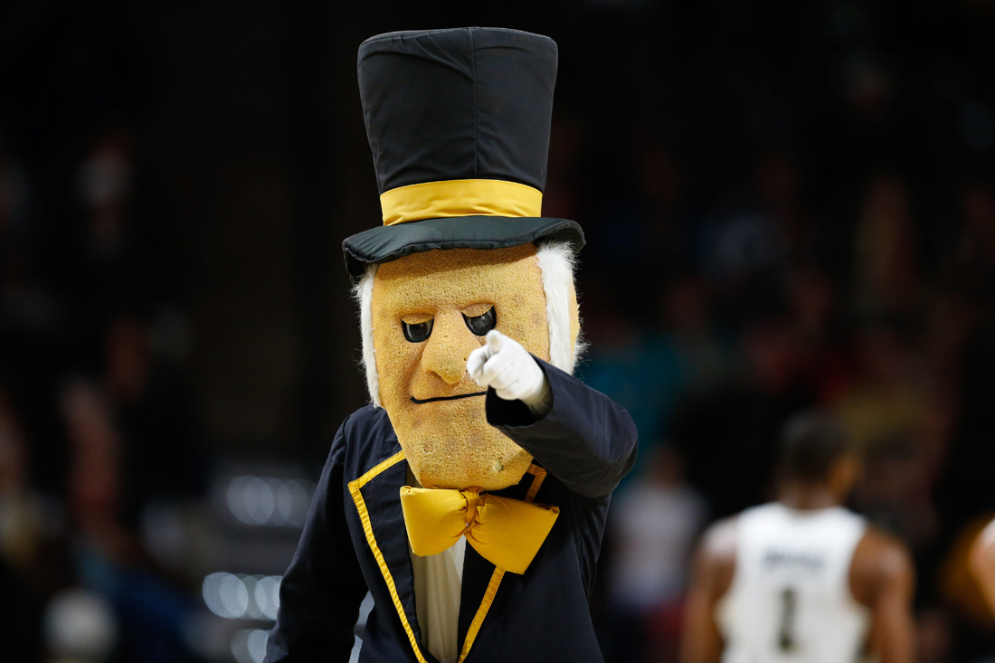 Wake Forest Football Fires Radio Announcer for Leaking Game Plans