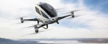 Dubai Set to Launch Passenger Drones Throughout the City
