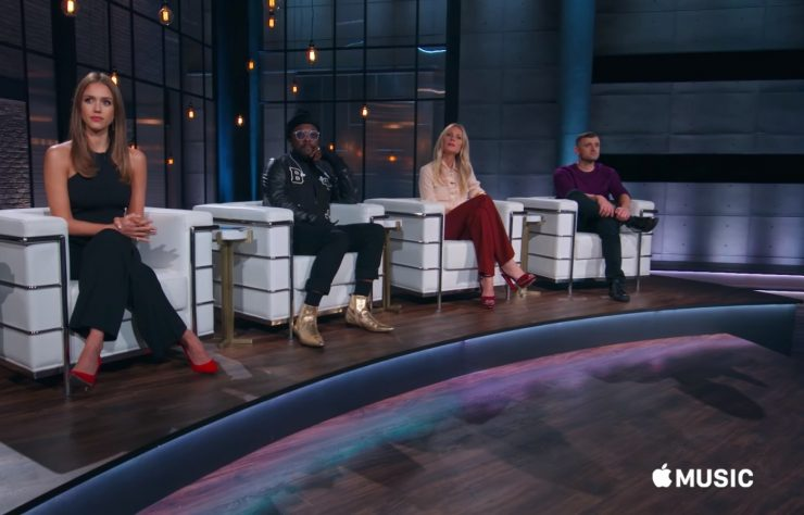 Apple Music Previews 'Planet of the Apps' TV Show