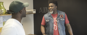 Random Fandom: David Banner Exclusively Invites Us Inside the 'God Box' - Video