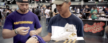 Open The Box: The Butter Movement is Redefining 'Giving Back' in the Sneaker Community – Video