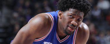 Joel Embiid Gets Upset Over ESPN Graphic
