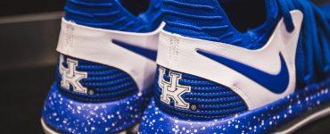 Kentucky Basketball Locker Room