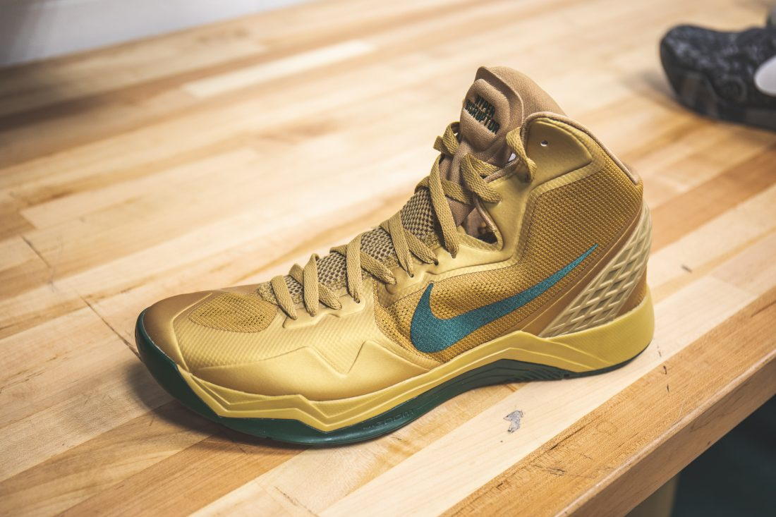 Nike Michigan State PEs