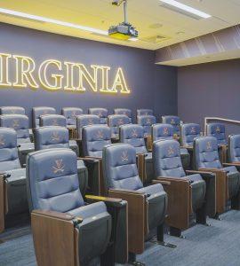 Virginia Basketball Facility