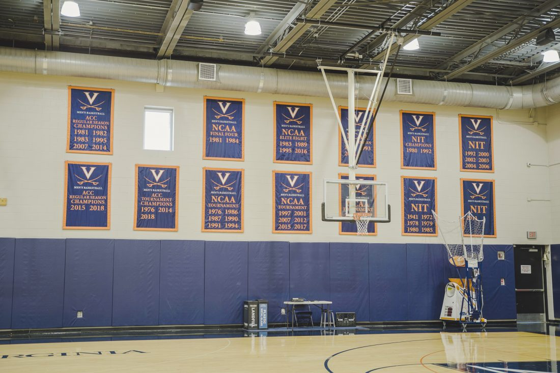 Virginia Basketball Facility