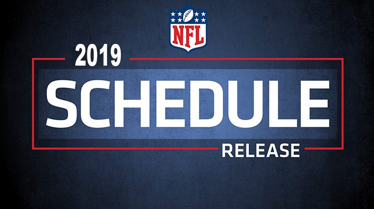 Coiski The Best And Worst Of The 2019 Nfl Schedule Release Sports From The Inside Out
